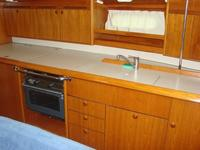 thumbnail-8 Jeanneau 45.0 feet, boat for rent in Zadar region, HR