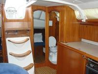 thumbnail-7 Jeanneau 45.0 feet, boat for rent in Zadar region, HR