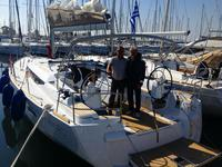 thumbnail-1 Jeanneau 46.0 feet, boat for rent in Dodecanese, GR
