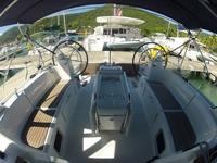 thumbnail-5 Jeanneau 46.0 feet, boat for rent in Split region, HR