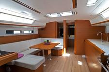thumbnail-9 Jeanneau 46.0 feet, boat for rent in Split region, HR