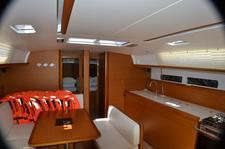 thumbnail-12 Jeanneau 46.0 feet, boat for rent in Zadar region, HR