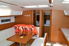 thumbnail-10 Jeanneau 46.0 feet, boat for rent in Zadar region, HR