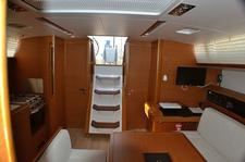 thumbnail-10 Jeanneau 46.0 feet, boat for rent in Zadar region, HR