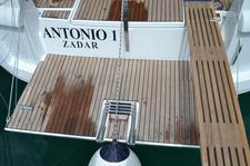 thumbnail-8 Jeanneau 46.0 feet, boat for rent in Zadar region, HR