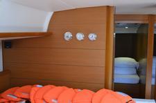 thumbnail-14 Jeanneau 46.0 feet, boat for rent in Zadar region, HR