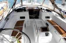 thumbnail-3 Jeanneau 47.0 feet, boat for rent in Cyclades, GR