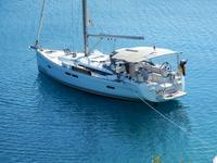 thumbnail-4 Jeanneau 47.0 feet, boat for rent in Split region, HR