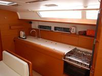 thumbnail-11 Jeanneau 47.0 feet, boat for rent in Split region, HR