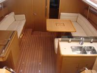 thumbnail-8 Jeanneau 49.0 feet, boat for rent in Zadar region, HR