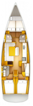 thumbnail-2 Jeanneau 50.0 feet, boat for rent in Aegean, TR