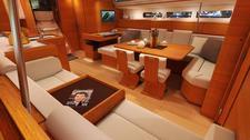 thumbnail-3 Jeanneau 50.0 feet, boat for rent in Zadar region, HR