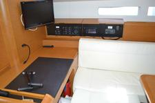 thumbnail-14 Jeanneau 50.0 feet, boat for rent in Zadar region, HR