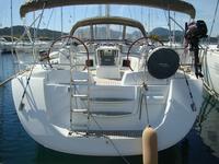 Sail Sardinia waters on a beautiful Jeanneau Jeanneau 53