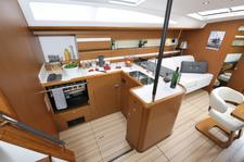thumbnail-5 Jeanneau 52.0 feet, boat for rent in Aegean, TR
