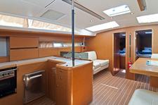 thumbnail-10 Jeanneau 52.0 feet, boat for rent in Split region, HR