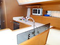 thumbnail-9 Jeanneau 52.0 feet, boat for rent in Split region, HR
