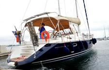 thumbnail-1 Jeanneau 54.0 feet, boat for rent in Ionian Islands, GR
