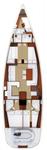thumbnail-2 Jeanneau 58.0 feet, boat for rent in Split region, HR