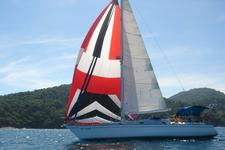 thumbnail-1 Joubert Nivelt 42.0 feet, boat for rent in Ubatuba, BR