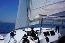 thumbnail-4 Lagoon-Bénéteau 37.0 feet, boat for rent in Saronic Gulf, GR