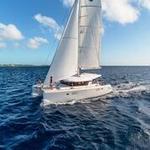 thumbnail-1 Lagoon-Bénéteau 38.0 feet, boat for rent in Ionian Islands, GR