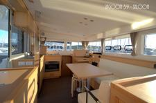 thumbnail-8 Lagoon-Bénéteau 38.0 feet, boat for rent in Šibenik region, HR