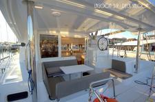 thumbnail-3 Lagoon-Bénéteau 38.0 feet, boat for rent in Šibenik region, HR