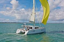 thumbnail-1 Lagoon-Bénéteau 39.0 feet, boat for rent in Aegean, TR