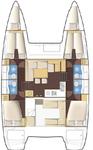 thumbnail-2 Lagoon-Bénéteau 39.0 feet, boat for rent in Aegean, TR