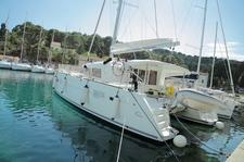 thumbnail-7 Lagoon-Bénéteau 39.0 feet, boat for rent in Split region, HR