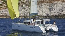 thumbnail-1 Lagoon-Bénéteau 39.0 feet, boat for rent in Balearic Islands, ES