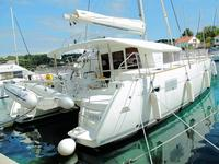 thumbnail-5 Lagoon-Bénéteau 39.0 feet, boat for rent in Split region, HR