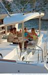 thumbnail-9 Lagoon-Bénéteau 39.0 feet, boat for rent in Saronic Gulf, GR