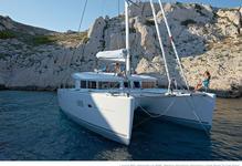 thumbnail-3 Lagoon-Bénéteau 39.0 feet, boat for rent in Saronic Gulf, GR