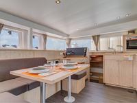 thumbnail-12 Lagoon-Bénéteau 39.0 feet, boat for rent in Saronic Gulf, GR