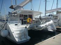 thumbnail-3 Lagoon-Bénéteau 39.0 feet, boat for rent in Šibenik region, HR