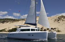 thumbnail-1 Lagoon-Bénéteau 41.0 feet, boat for rent in Sicily, IT