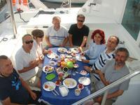 thumbnail-9 Lagoon-Bénéteau 41.0 feet, boat for rent in Aegean, TR