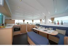 thumbnail-17 Lagoon-Bénéteau 41.0 feet, boat for rent in Aegean, TR