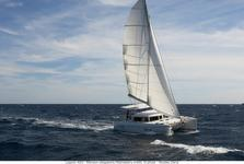 thumbnail-1 Lagoon-Bénéteau 41.0 feet, boat for rent in Aegean, TR
