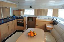 thumbnail-13 Lagoon-Bénéteau 41.0 feet, boat for rent in Ionian Islands, GR