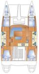 thumbnail-2 Lagoon-Bénéteau 44.0 feet, boat for rent in British Virgin Islands, VG