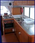 thumbnail-8 Lagoon-Bénéteau 44.0 feet, boat for rent in Saronic Gulf, GR