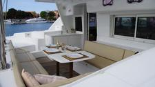 thumbnail-6 Lagoon-Bénéteau 44.0 feet, boat for rent in Zadar region, HR