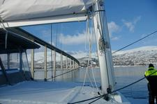 thumbnail-4 Lagoon-Bénéteau 45.0 feet, boat for rent in Troms, NO