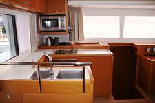thumbnail-11 Lagoon-Bénéteau 45.0 feet, boat for rent in Aegean, TR