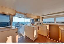 thumbnail-3 Lagoon-Bénéteau 45.0 feet, boat for rent in Cyclades, GR