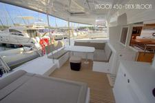 thumbnail-7 Lagoon-Bénéteau 45.0 feet, boat for rent in Šibenik region, HR