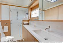 thumbnail-10 Lagoon-Bénéteau 45.0 feet, boat for rent in Šibenik region, HR